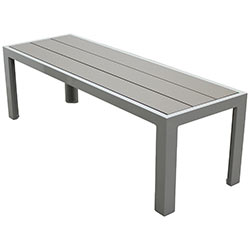 2229 Urban Dining Bench