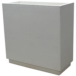 TF4355 HS Rectangular Concrete Planter