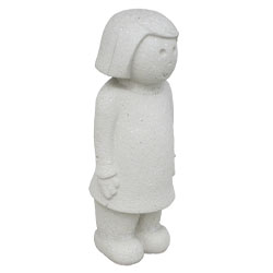 TF6316 HS Concrete Girl Bollard