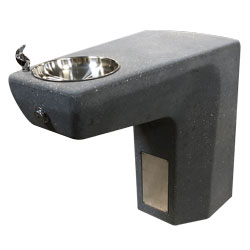 TF7070 HS Concrete Single Drinking Fountain