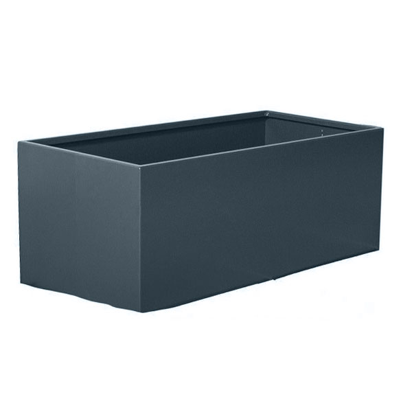 S-WS508 Aluminum Rectangular Planter